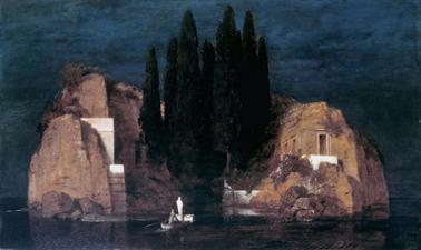 Arnold Böcklin: The Isle of Dead, 1880